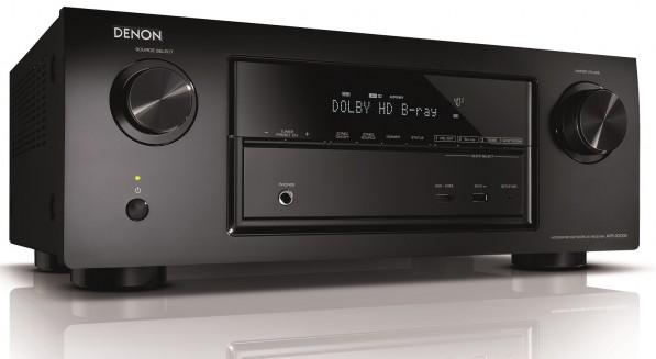 Ampli 7.1 Denon AVR-X2000 Noir