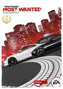Need For Speed Most Wanted PC (Dématérialisé)