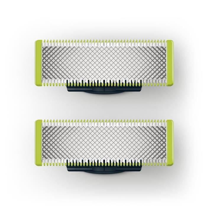 Pack de 2 Lames Philips OneBlade - QP220/55