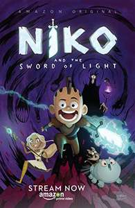 Comics en VO offerts - Ex: [Précommande] Niko and the Sword of Light No.1 (au format numérique) gratuit
