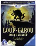Sélection de jeux Ravensburger en promo  - Ex : Jeu Loup garou pour une nuit (via ODR de 5.31€)
