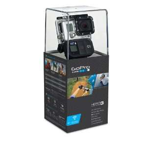 Vente Flash : GoPro HERO 3 Black Edition Caméra HD 12 Mpix Wi-Fi intégré