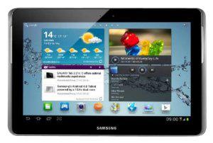 "Tablette 10,1"" Samsung Galaxy Tab 2 GT-P5110TSAXEF 16 Go"