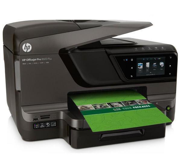 Imprimante tout-en-un HP Officejet Pro 8600 Plus + 1 cartouche XL + garantie 3 ans (Avec ODR de 50€)