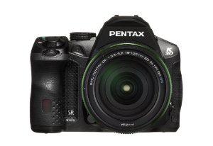 Kit Reflex Pentax K30 16 Mpix Noir + Objectif 18-135 mm WR