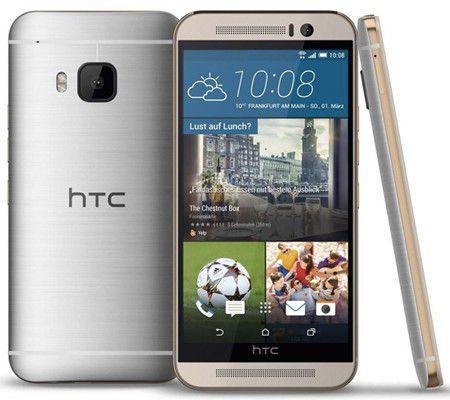 "Smartphone 5"" HTC One M9 - 32Go, 3Go de Ram, Qualcomm Octa Core, 20MP, Gorilla Glass, FHD, NFC (B20)"