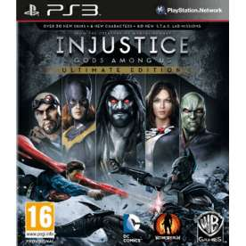 Injustice - Version GOTY (PS3, 360)