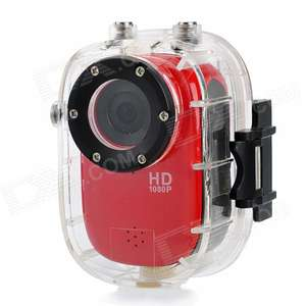 Sportcam SJ1000 HD 1080p, Etanche, HDMI