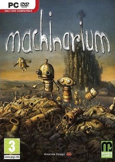 Jeu Machinarium (Pc, Mac, Linux et Android)