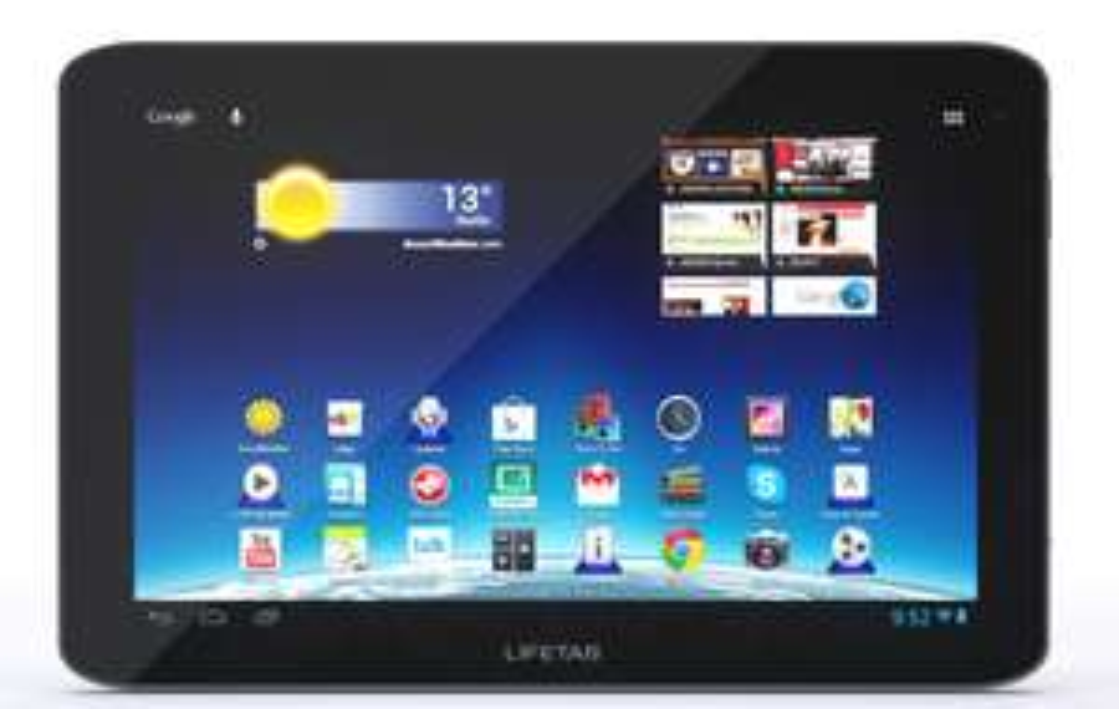 "Tablette tactile Medion 10,1"" Lifetab E10316"