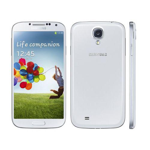 Smartphone Samsung Galaxy S4 blanc + 80€ de bon d'achat (valable dès 500€)