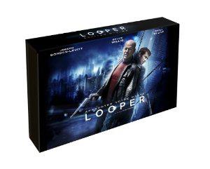 Coffret Edition Limitée Looper Blu-Ray + DVD + Copie Digitale + Montre a Gousset