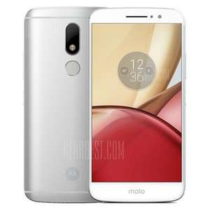 "Smartphone 5.5"" Motorola Moto M - 32Go, 4Go de Ram, 4G (sans B20), Phablet"