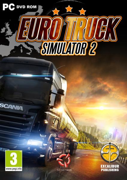 Euro Truck Simulator 2 + DLC Go East