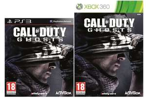 Call of Duty : Ghost (-10 € via l'application Skyrock) sur Xbox360/PS3
