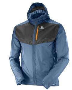 Softshell Salomon Fast Wing Aéro JKT (taille XL)