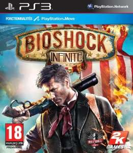 Bioshock Infinite PS3/X360 + Portefeuille offert