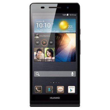 Smartphone Huawei Ascend P6 - 4,7'', Android 4.2  8 Go Noir (après ODR 50€) (possibilité de l'avoir à 129€, lire la description)