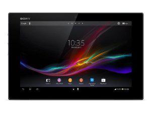 """Tablette 10"""" Sony Xperia Z 16Go + Carte mémoire 32 Go (+ 6 films récents, 10 jeux PlayStation, 60 jours d'abo. à Music Unlimited)"""