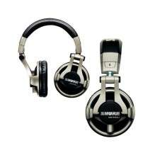 Casque audio Shure SRH750DJ