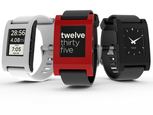 Montre connectée Pebble Smartwatch