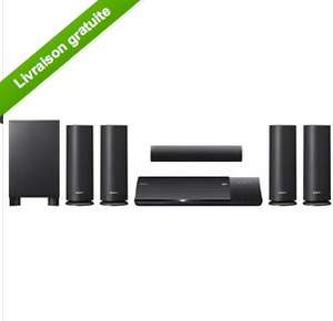 Système Home Cinema Sony BDVN590 lecteur Blu-Ray Disc, Full HD, 3D, 1000W - Reconditionné