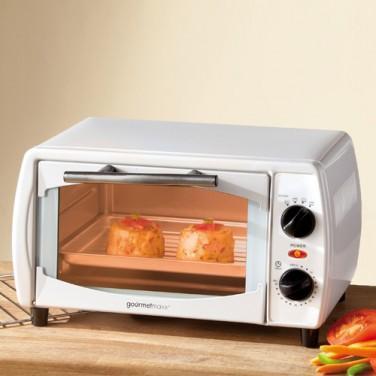 Mini four infrarouge Gourmetmaxx 1000 W  +  piège à guêpes offert