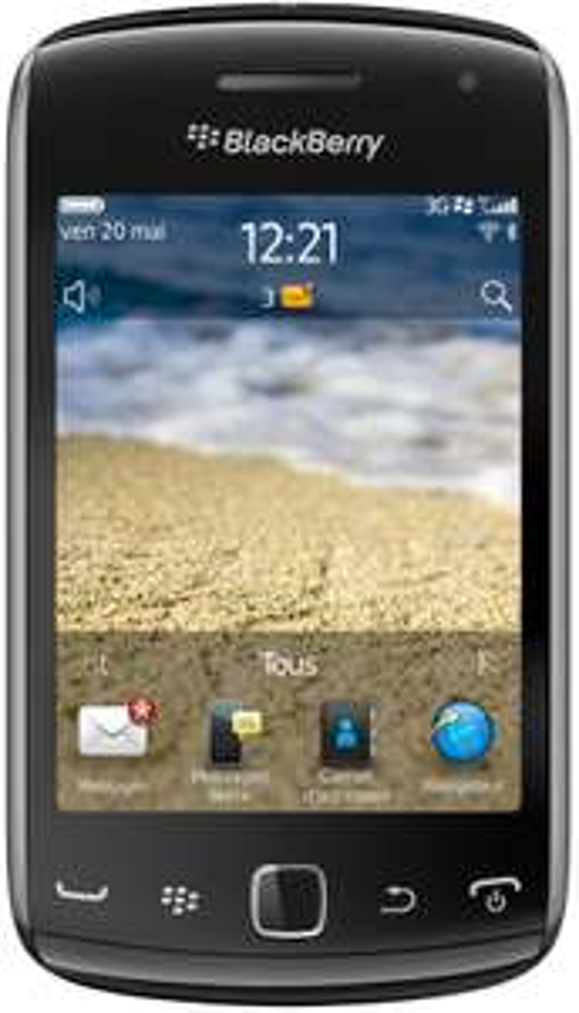 Smartphone BlackBerry Curve 9380