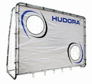 But de football avec cibles d'entraînement Hudora 76920 - 213 x 152 x 76 cm / Port inclus