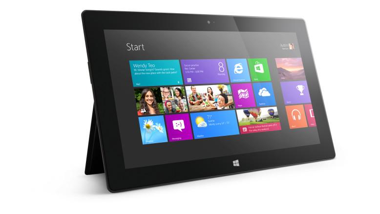 "Tablette 10"" Microsoft Surface RT 32Go"