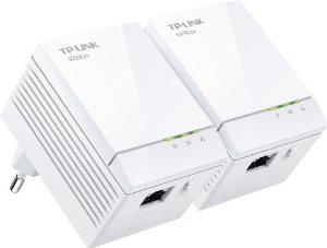 Kit de démarrage adaptateurs CPL TP-Link AV600 Gigabit Powerline TL-PA6010KIT