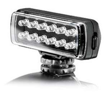Torche LED Manfrotto Pocket ML120 (12 LED) / Port inclus