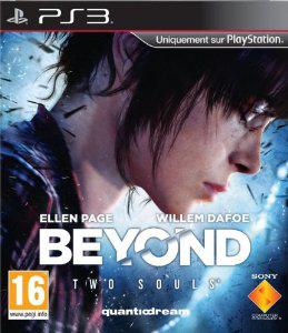Beyond Two Souls PS3 + Sweat Beyond Two Souls Noir (Taille L)