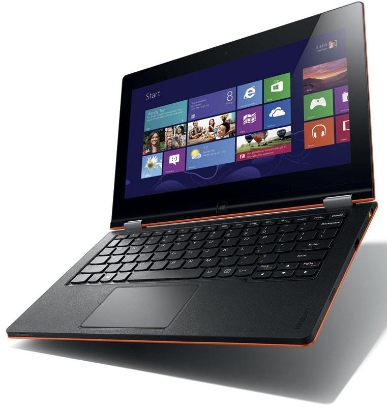 """PC portable hybride tactile 11,6"""" Lenovo Yoga 11S"""