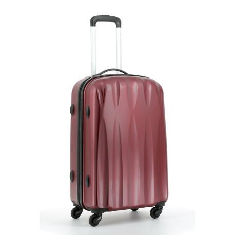 Valise Tekmi polycarbonate 67 L + Pèse bagage digital