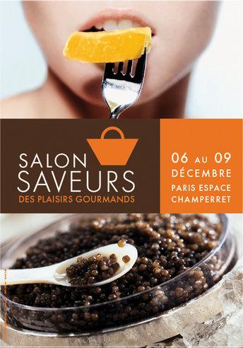 2 invitations au Salon Saveurs des plaisirs gourmands gratuite