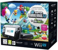 Console Nintendo Wii U (32 GO) Mario et Lugi Premium ou Zelda (avec -33€ Skyrock Cashback)