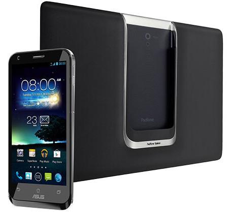 "Asus PadFone 2 : Smartphone 4G LTE 4.7"" 64 Go avec station 10.1"""