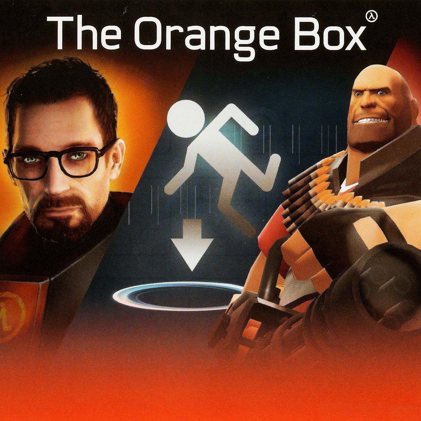 Pack The Orange Box : Half-Life 2, Half-Life 2: Episode Two, Half-life 2: Episode One, Team Fortress 2 et Portal sur PC (Dématérialisé, Steam)