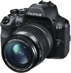 Appareil photo bridge Fujifilm X-S1 12 Mpix Zoom optique Fujinon 26x Noir