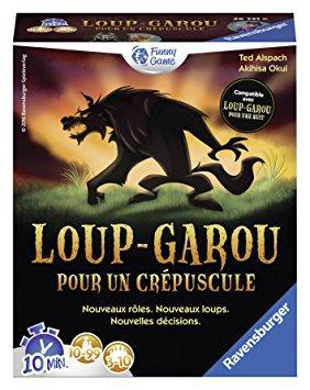 [Prime] Jeu de société Ravensburger 26731 - Loup-Garou Pour Crépuscule