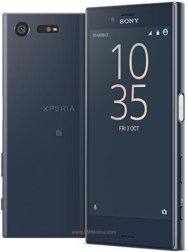 "Smartphone 4.6"" Sony Xperia X Compact - 32 Go, Noir"