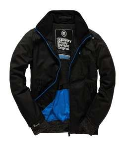Veste homme Superdry Bombardier Moody Norse - (Taille S)
