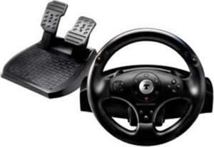 Volant + Pédalier Thrustmaster T100 Force FeedBack Racing Wheel - compatible PC et PlayStation 3