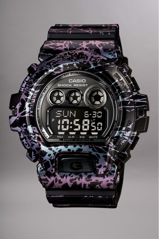 14 Montres Casio G-shock en promotion - Ex: Montre Casio GD x6900pm 1er