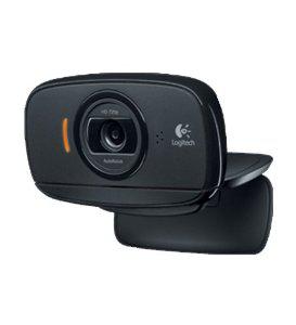 Logitech C525 Webcam HD Microphone intégré 8 mégapixels