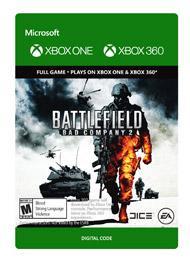 Battlefield Bad Company 2 sur Xbox One ou 360 (Dématérialisé)