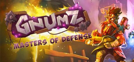 Gnumz: Masters of Defense sur PC (Dématérialisé - Steam) gratuit