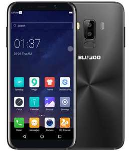 smartphone 5 7 bluboo s8 hd mt6750t 3 go ram 32 go rom avec b20. Black Bedroom Furniture Sets. Home Design Ideas