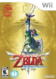 Zelda Skyward Sword sur Wii